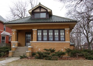 Albany Park Bungalow in Ravenswood Manor