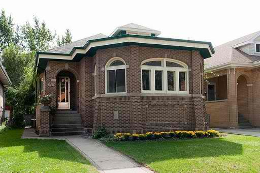 Chicago Bungalow Rehab For Sale In 60634: Chicago Bungalows -Single Family Real Estate For Sale