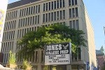 jones outside
