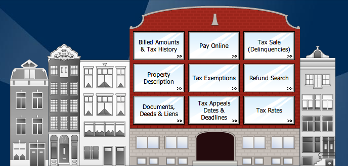 cook county property tax information
