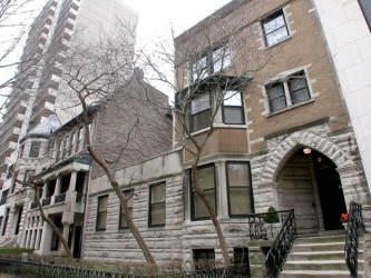 1442 N Astor- Chicago Historic Homes-Gold Coast