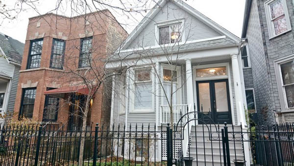 3422 N Janssen - Chicago Historic homes for sale