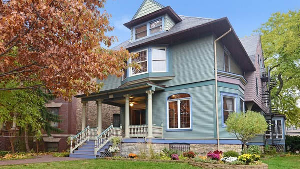 Historic Chicago Properties Vintage Homes For Sale