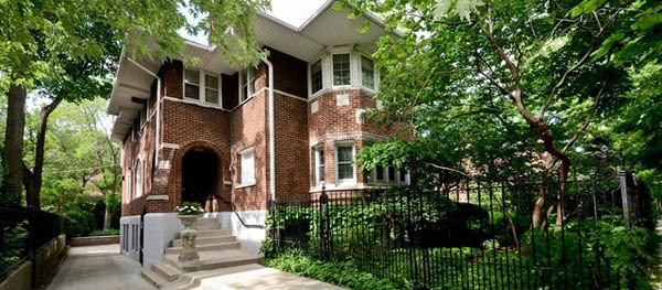 824 W Castlewood - Chicago Historic Home for sale