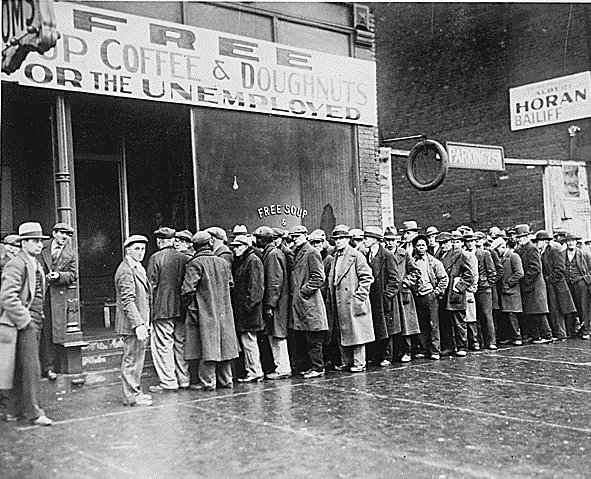 Soup Kitchen run by Al Capone