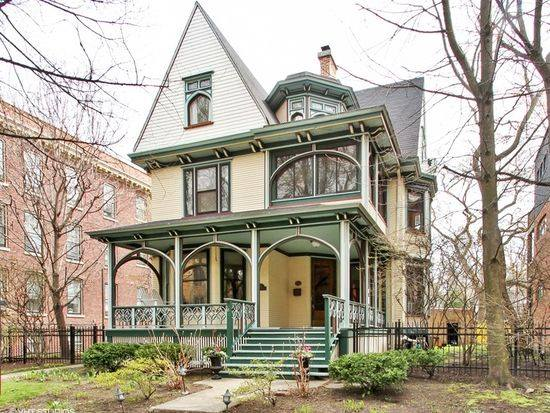 Historic Baird Family Home Sells in Evanston