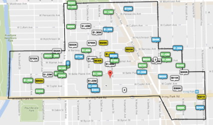 Homes for Sale in Coonley District