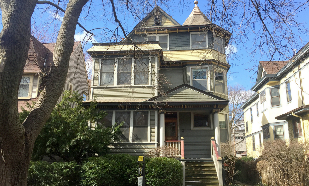 Historic homes for sale chicago for House for sale at chicago