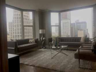 looking for a million dollar condo in Chicago